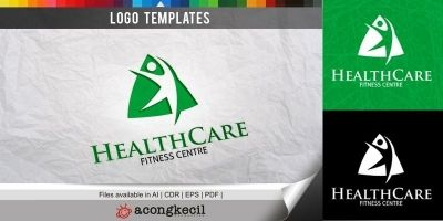 Health Care  - Logo Template