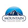 mountain-logo-template