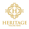 heritage-logo-template