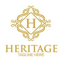 Heritage - Logo Template