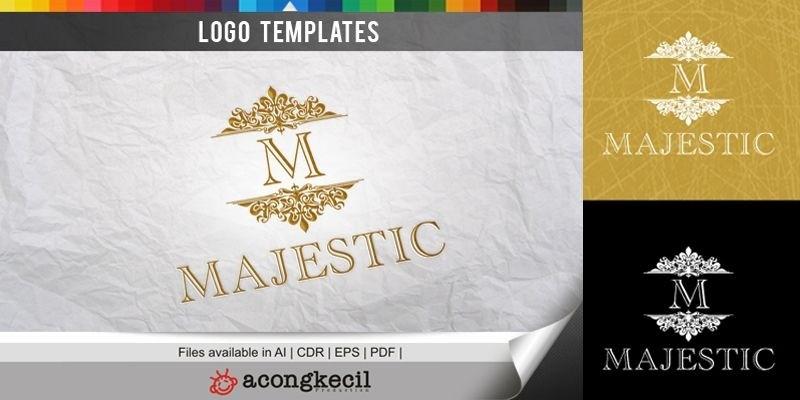 Majestic - Logo Template