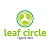 circle-eco-logo-template