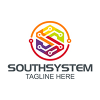 south-system-logo-template