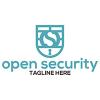 open-security-logo-template