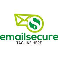 Email Secure v2 - Logo Template