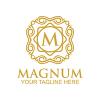 magnum-logo-template