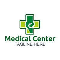 Medical Center - Logo Template