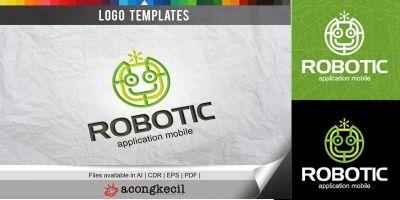 Robotic - Logo Template
