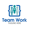 team-work-logo-template