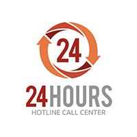 24 Hour - Logo Template