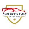sports-car-logo-template