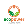 green-power-logo-template
