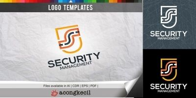 Security - Logo Template