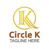 circle-k-logo-template