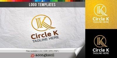 Circle K - Logo Template