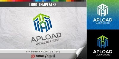 Upload - Logo Template