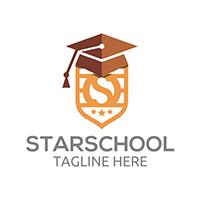 Star  School - Logo Template