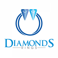 Diamonds Ring - Logo Template