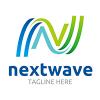 next-wave-logo-template
