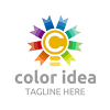 color-idea-logo-template