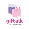 gift-talk-logo-template