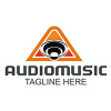 audio-music-logo-template