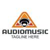 audio-music-logo-template