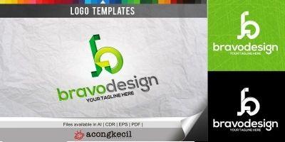 Bravo Design - Logo Template