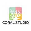 coral-studio-logo-template