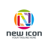 new-icon-logo-template
