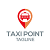 taxi-point-logo-template