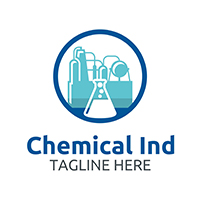 Chemical Industry - Logo Template