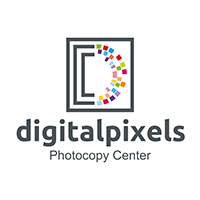 Digital Pixels - Logo Template