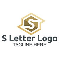 S Letter - Logo Template