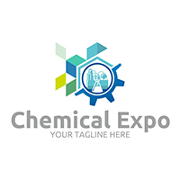 Chemical Expo  - Logo Template