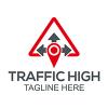 traffic-highway-logo-template