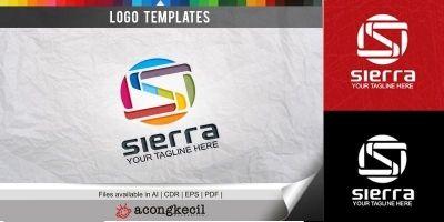 Sierra Creative - Logo Template