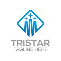 Tristar - Logo Template