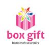 box-gift-logo-template