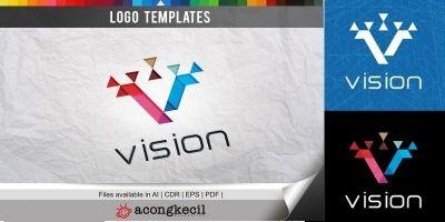 Vision - Logo Template