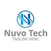 nuvo-tech-logo-template