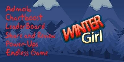 Winter Girl - Android App Source Code