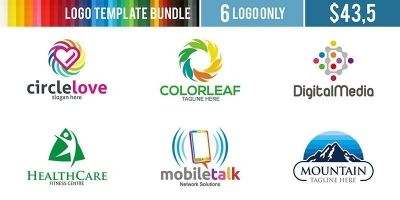 Logo Templates Bundle #1