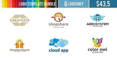 Logo Templates Bundle #2