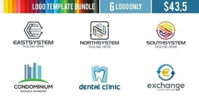 Logo Templates Bundle #7
