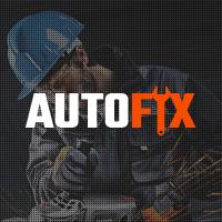 Autofix - Prestashop Theme