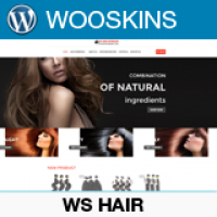 WS Hair – Responsive WooCommerce Theme