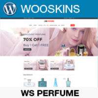 WS Perfume – Perfume WooCommerce Wordpress Theme