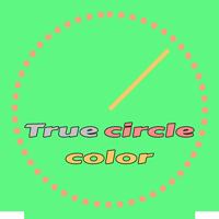 True Circle Color - Unity Source Code