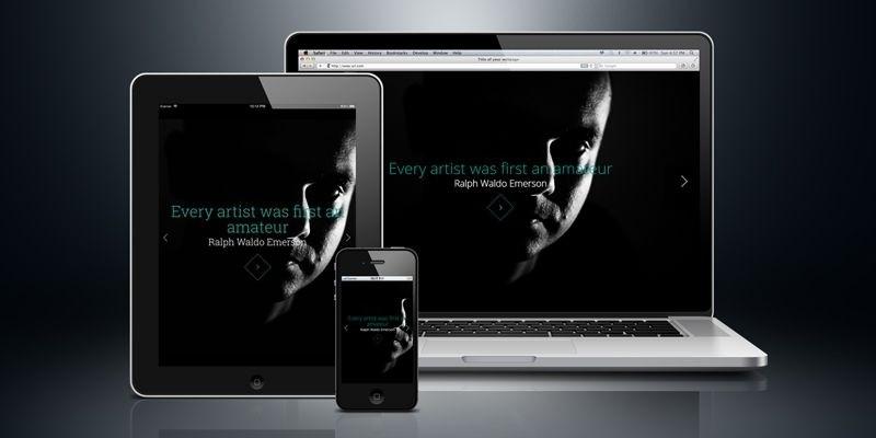 Reframe - Creative One Page WordPress Theme